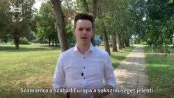 Mi jut eszedbe először a szabad Európáról?