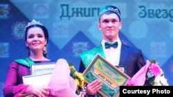 Алсу Хафиз һәм Рөстәм Латыйпов