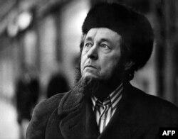 Олександр Солженіцин, фото 1974 року