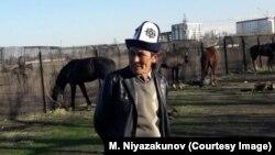 Макмутказы Ниязакунов.