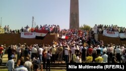 إحتجاجات في بورسعيد