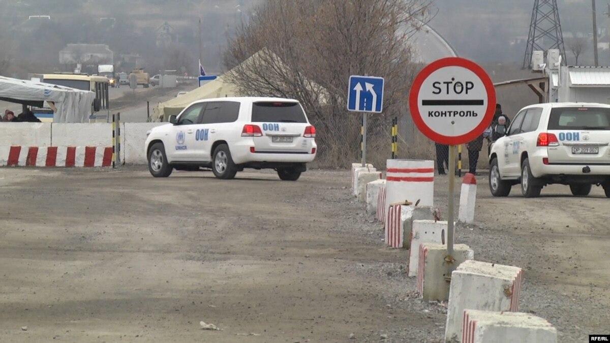 КПВВ «Новотроицкое» 22 декабря закроют на несколько часов – штаб ООС