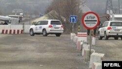 Через КПВВ «Новотроїцьке» до тимчасово окупованої території України прослідували 13 вантажівок з гуманітарною допомогою від Управління Верховного комісара ООН у справах біженців