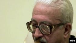Бывший вице-премьер Ирака Тарик Азиз