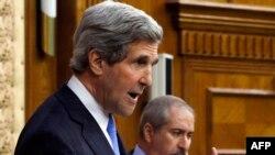 Американскиот државен секретар Џон Кери.