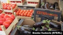 Povrće, ilustrativna fotografija