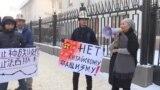 Кытайдагы кыргыздарды колдогон акция өттү