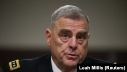 Chairman of the U.S. Joint Chiefs of Staff Mark Milley