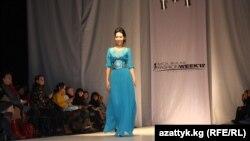 Кыргызстандагы мода жумалыгы. 2012-жыл