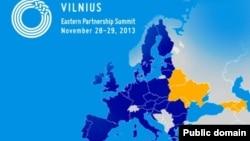 Litvada keçirilən Avropa Birliyi Şərq Tərəfdaşlığı proqramına daxil olan ölkələrin sammitinin loqosu.