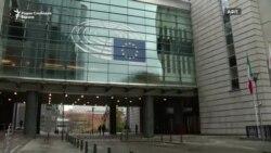 Ќерката на портпаролот на Путин стажира во Европскиот парламент