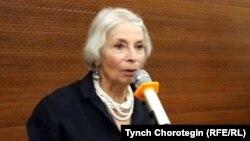 Профессор Барбара Келлнер-Хайнкеле. 26-август, 2018-жыл.