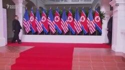ټرمپ: پر شمالي کوریا به بندیزونه پرځای وي