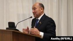 Заместитель председателя Госсовета РТ Марат Ахметов