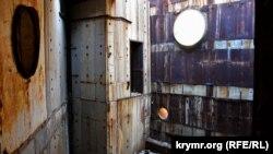 Внутрішня гермооболонка реактора