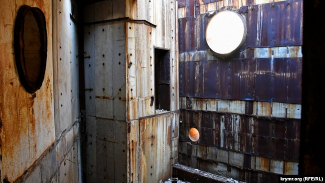 Внутренняя гермооболочка реактора
