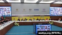 Форум тюремной реформы «Занятость в колониях 2017». Астана, 12 декабря 2014 года.