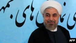 İran prezidenti Hasan Rohani