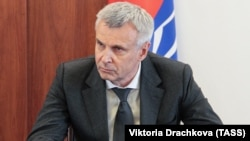 Губернатор Магаданской области Сергей Носов