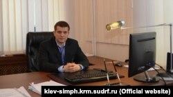 Судья подконтрольного России Киевского райсуда Симферополя Денис Диденко
