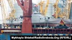 Два катери типу «Айленд» з жовтня базуються в порту «Южний», неподалік Одеси. До кінця наступного року їх там має бути п'ять