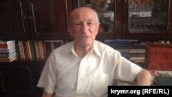 Решат Садреддінов, кримський татарин, полковник, ветеран Другої світової війни, який пережив депортацію