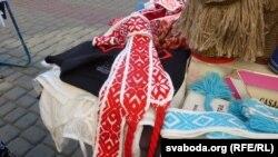 Паясы-абярэгі — абавязковы элемэнт беларускага нацыянальнага строю