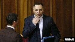 Андрій Портнов – колиншній заступник голови Адміністрації президента часів Віктора Януковича