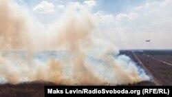 Житомирщина у вогні. Фоторепортаж з місця події