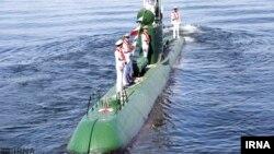 Илустрација.Иранска морнарица, мини подморница дизајнирана за операции во плитките води
