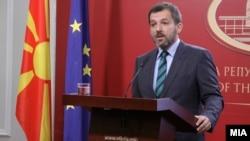 Директорот на Дирекцијата за технолошко-развојни зони, Јован Деспотовски