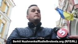 Керівник Спеціалізованої антикорупційної прокуратури (САП) Назар Холодницький, 5 березня 2017 року