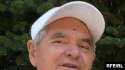 Жазушы Герольд Бельгер. Алматы, 8 тамыз 2009 жыл