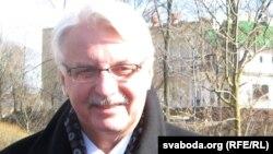 Вітальд Вашчыкоўскі у Горадні