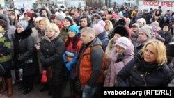 Сход берасьцейскіх прадпрымальнікаў 3 лютага