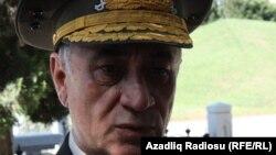 Министр внутренних дел Азербайджанской Республики, генерал-полковник Рамиль Усубов