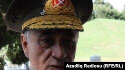 Azərbaycan Daxili işlər naziri Ramil Usubov