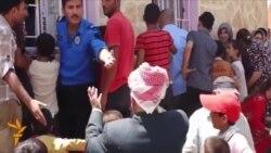 فرار ایزدیهای عراقی پس از تسخیر شبهنظامیان «خلافت اسلامی»