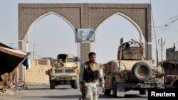 دفع حمله طالبان به شهر غزنی