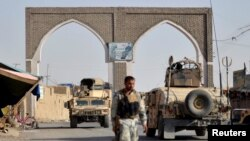Ghazni is a strategic city located on the main road linking the capital, Kabul, with southern Afghanistan.