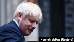 Kryeministrin britanik, Boris Johnson.