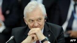 Геннадий Тимченко надеется, что его позиции в США, несмотря на санкции, небезнадежны