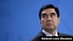 Президент Гурбангулы Бердымухамедов