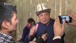 Жээнбеков: Мискенбаев чагымчы