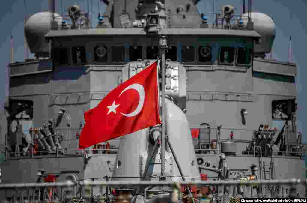 Фрегат Yildirim ВМС Туреччини