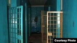 Тюрьма в Белоруссии, архивное фото