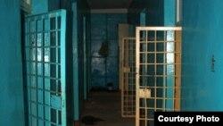 Тюрьма в Беларуси. Архивное фото.