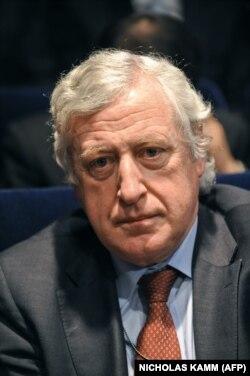«پییر ویمون»، دبیرکل سابق سرویس اقدام خارجی اروپا و سفیر پیشین فرانسه در آمریکا