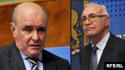 Последняя встреча между Абашидзе и Карасиным в Праге состоялась 16 октября. Правда, она была уже омрачена намерением Москвы подписать договор о союзничестве с Сухуми