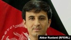 آرشیف، اکبر رستمی سخنگوی وزارت زراعت و مالداری افغانستان. ۲۳ جنوری ۲۰۱۸